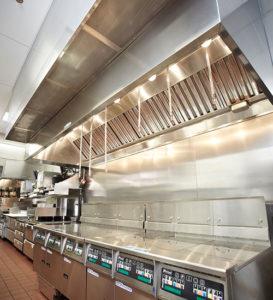 Restaurant Hood Systems Kitchen Ventilation Ellsworth Maine